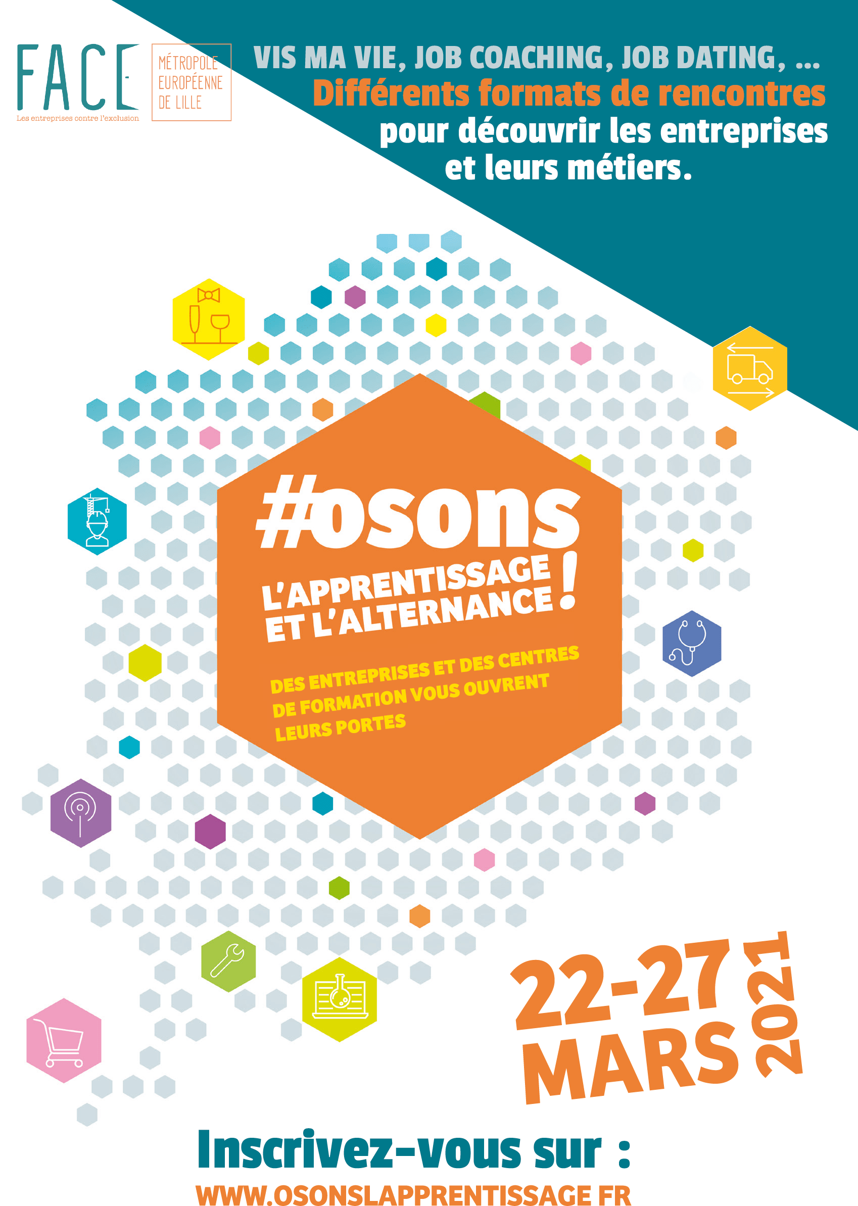 salon alternance apprentissage