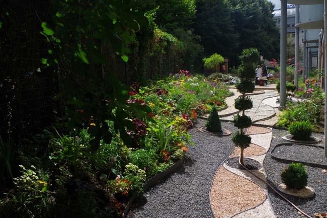Jardin partagé Niwa Hanagara