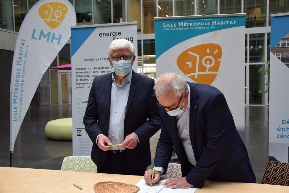 Signature-energiesprong-LMH-Greenflex Didier Manier