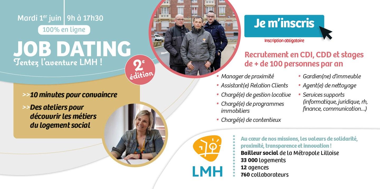 job dating lille métropole habitat