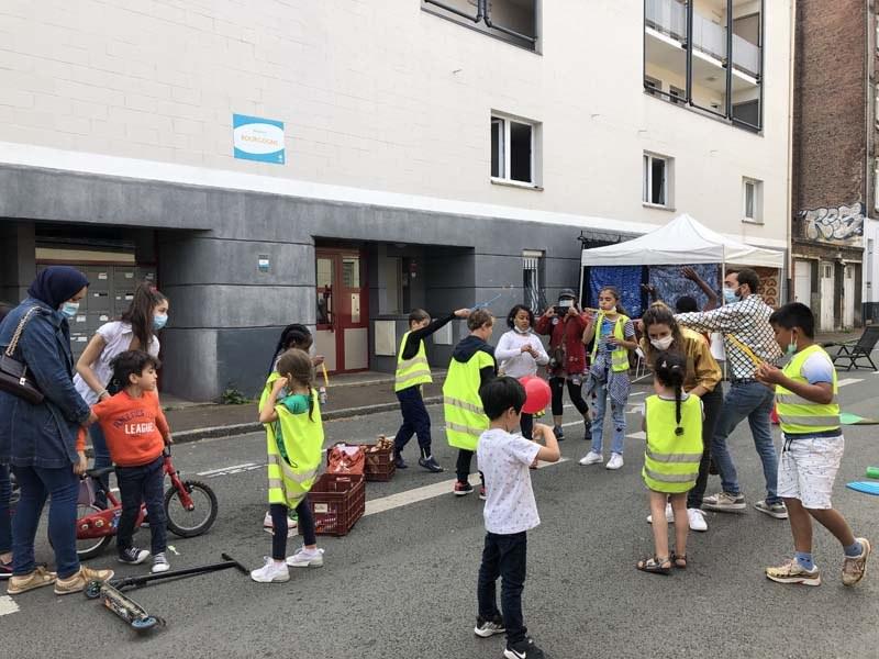 rue aux enfants Lille Boucher de perthes