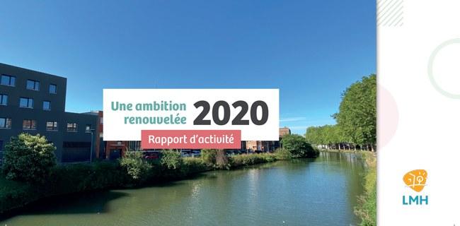 Rapport d'activité LMH 2020